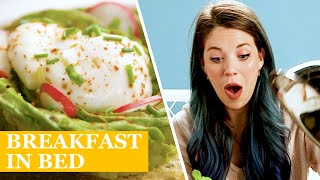 Breakfast In Bed With Hannah Williams by Tasty