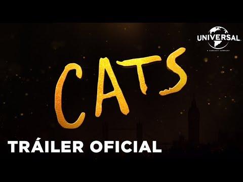 Cats - Tráiler Oficial?>