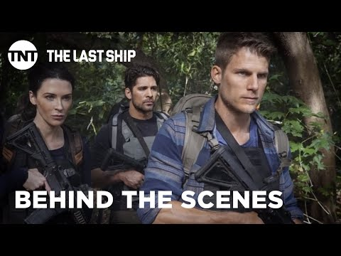 The Last Ship: Script to Screen - Season 5 [BTS] | TNT
