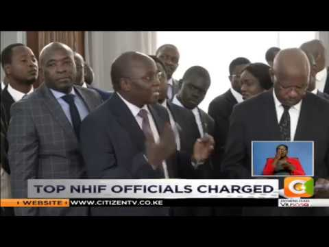 KPC CEO Sang, others deny graft charges
