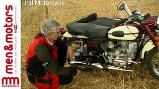 8. Ural Motorcycle