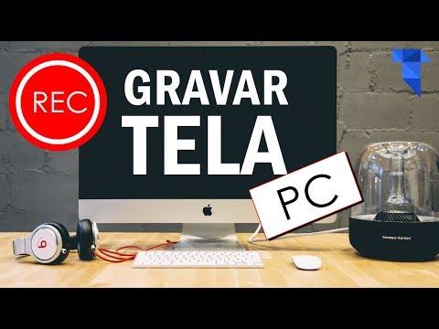Gravar Tela do PC com Gravador de Tela ApowerREC
