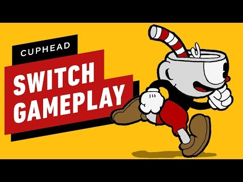 5 Minutes of Cuphead Gameplay on Nintendo Switch - Thời lượng: 5 phút, 44 giây.