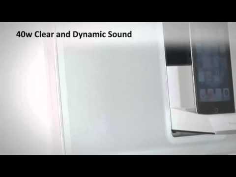 Panasonic SC-HC05 iPod speaker