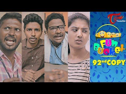 Fun Bucket   92nd Episode   Funny Videos   By Harsha Annavarapu   #TeluguComedyWebSeries