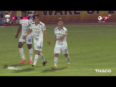 Bàn thắng mở tỉ số của Văn Thanh sau sai lầm của thủ môn Quàng Thế Tài| NEXT SPORTS - Thời lượng: 3:05.
