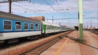 LAPSE SHOT #038 - vlaky Pardubice (duben 2013)