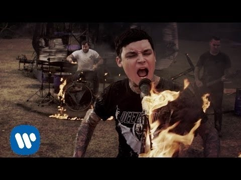 The Amity Affliction - The Weigh Down [OFFICIAL VIDEO]