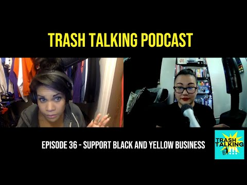 Episode 36 - Support Black and Yellow Business