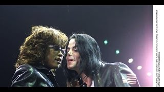 Michael jackson and Whitney houston rare concert