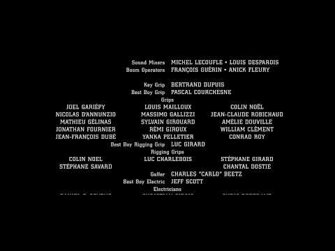 Punisher: War Zone - End Credits (2008)