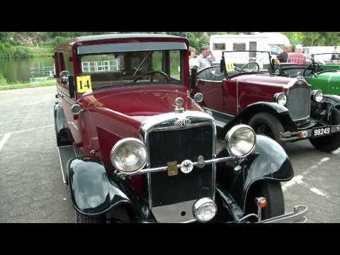 Opel Oldtimertreffen Mosel 2010