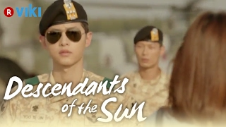 Video Descendants of the Sun - EP3 | Song Joong Ki Comes Out Of Airplane To Greet Song Hye Kyo [Eng Sub] MP3, 3GP, MP4, WEBM, AVI, FLV September 2018