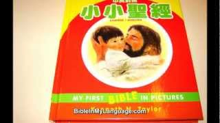 Chinese - English Children's Bible / My First Bible In Pictures By Kenneth N. Taylor