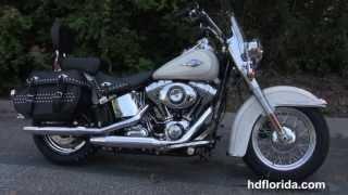 7. New 2014 Harley Davidson FLSTC Softail Heritage Classic Review