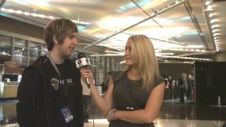 Naniwa after beating Flash at MLG Dallas