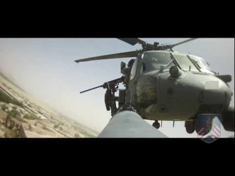 """Combat Rescue Afghanistan CSAR Pararescue """"Pedros"""" Full Video"""