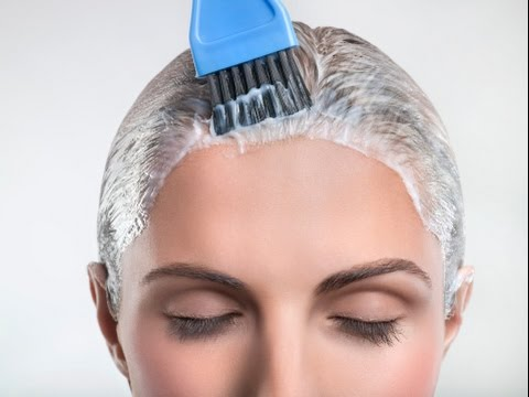 , title : 'how to remove hair dye stains on skin fast and easy | Natural hair dye remover'