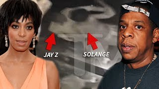 Jay Z ATTACKED by Beyonce's Sister Solange [FULL VIDEO] - YouTube
