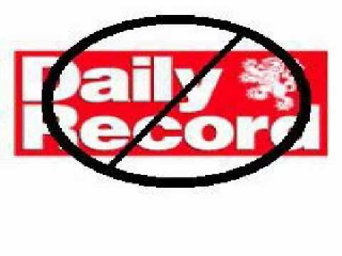the Daily Record -
