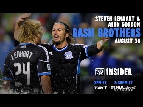 Video: The Bash Brothers: Steven Lenhart and Alan Gordon | MLS Insider Episode 9