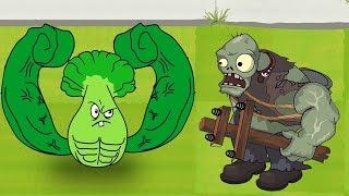 Video Plants Vs Zombies GW Animation  - Episode 4 - ZomPlant vs ZomBotany MP3, 3GP, MP4, WEBM, AVI, FLV September 2019