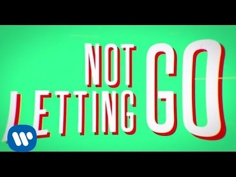 Tinie Tempah Ft. Jess Glynne  - Not Letting Go (Lyric Video)