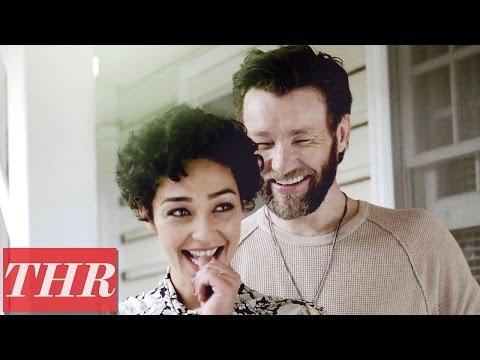'Loving' Stars Ruth Negga & Joel Edgerton: The Story of Mildred & Richard | THR Cover Shoot (видео)