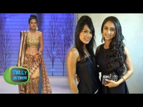 Nia Sharma Misses Friend Krystle D'souza at IIJW 2
