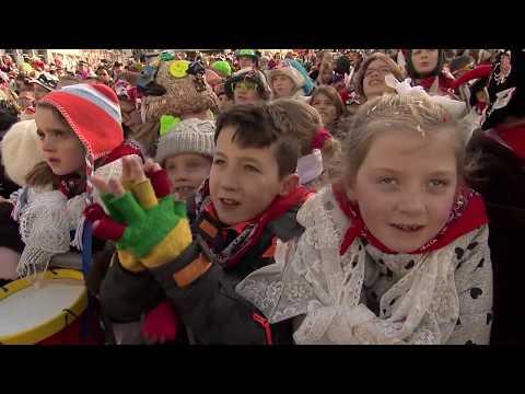 Kindervastenavend 2018 i.s.m. ZuidWest tv