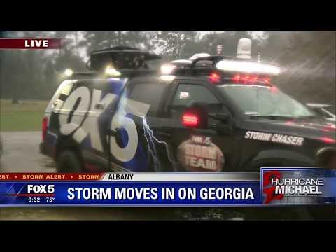 South Georgia feels fury of Michael