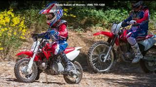 7. 2019 Honda CRF50F Trail