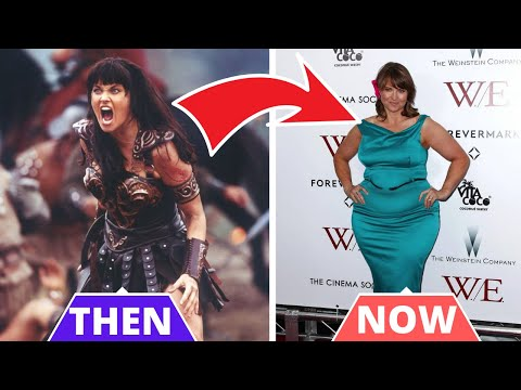 Xena Warrior Princess Cast ★ Then and Now