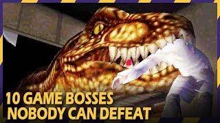 Video 10 video game bosses nobody can defeat MP3, 3GP, MP4, WEBM, AVI, FLV Maret 2018