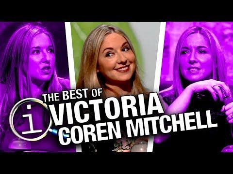 QI   Victoria Coren Mitchell's Best Moments