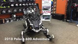 10. 2018 Polaris Switchback 600 Adventure