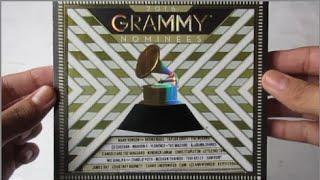 Grammy 2016 Nominees - Unboxing CD en Español