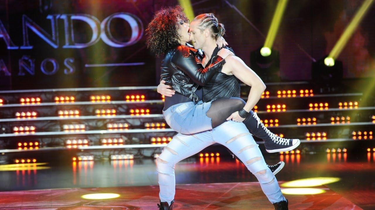 Carmen Barbieri decepcionó con el reggaetón y no iría al duelo #Showmatch #Bailando2015