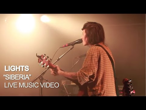 LIGHTS - 'Siberia' Live Music Video