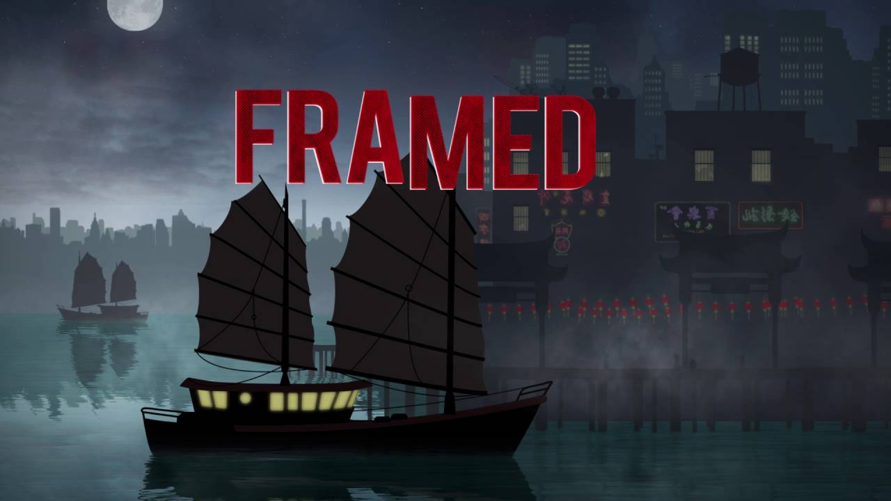 'Framed 2', the Sequel to Comic Book Caper 'Framed', Announced for Early 2017 Release