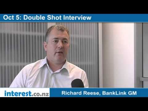 Double Shot Interview: Richard Reese, BankLink GM with Andrew Patterson
