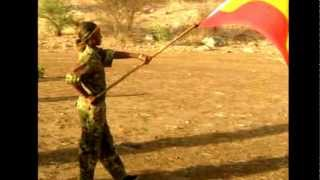 Ethiopian Ready To  Defend Their People