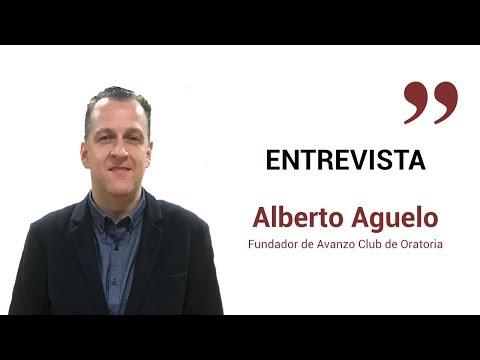 Entrevista Alberto Aguelo, fundador de Avanzo Club Oratoria[;;;][;;;]