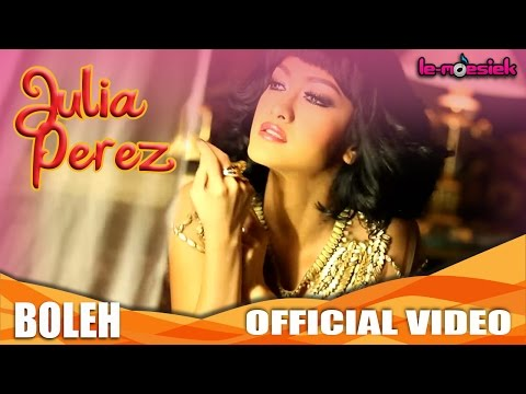 Julia Perez - Boleh (Official Music Video)