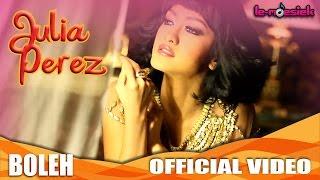 Video Julia Perez - Boleh (Official Music Video) MP3, 3GP, MP4, WEBM, AVI, FLV Juni 2018