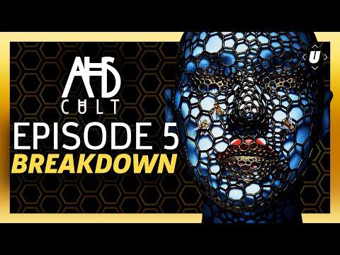 "American Horror Story: Cult Episode 5 Breakdown! ""Holes""   AHS Season 7"