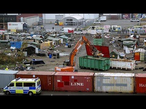 Σουηδία: Αστυνομική επιχείρηση για τη διάλυση καταυλισμού ρομά στο Μάλμε
