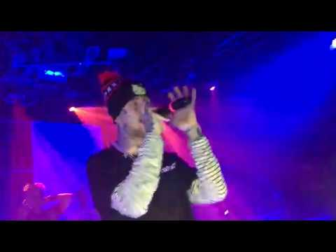 Lil Peep - Save That Shit (Live in LA, 10/10/17)
