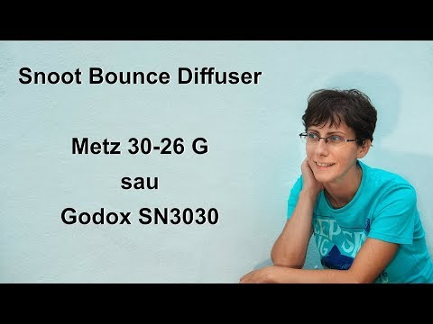 Care difuzor pliabil pentru blit extern universal este mai bun: Metz 30 26 G sau Godox SN3030