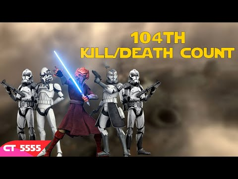 Star Wars 104th Carnage Count